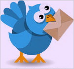 ptica s pismom